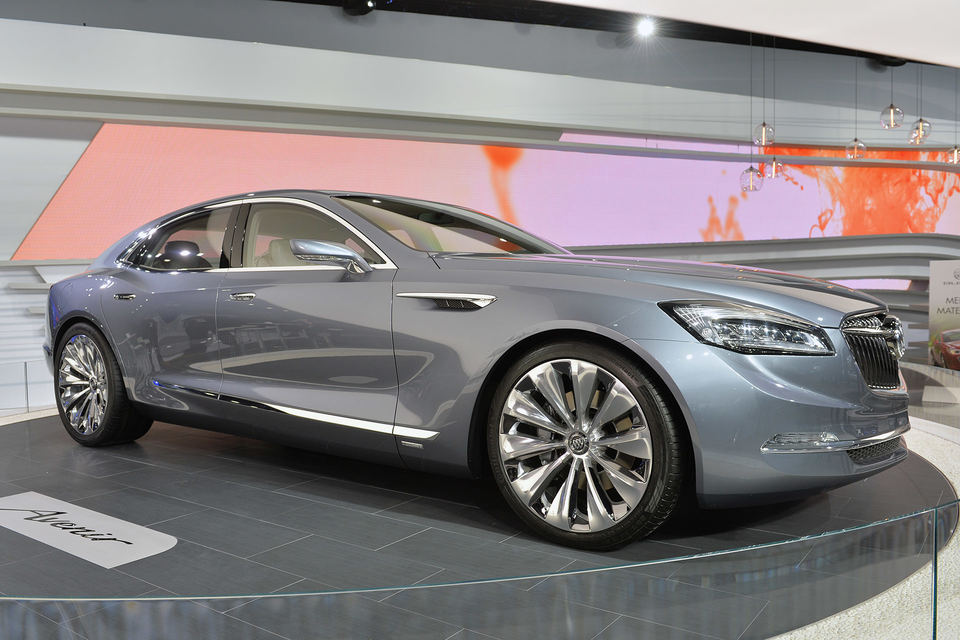 Buick Avenir Concept Detroit 2015 Photo Gallery Autoblog