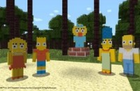 'The Simpsons' are heading to 'Minecraft' on Xbox, too