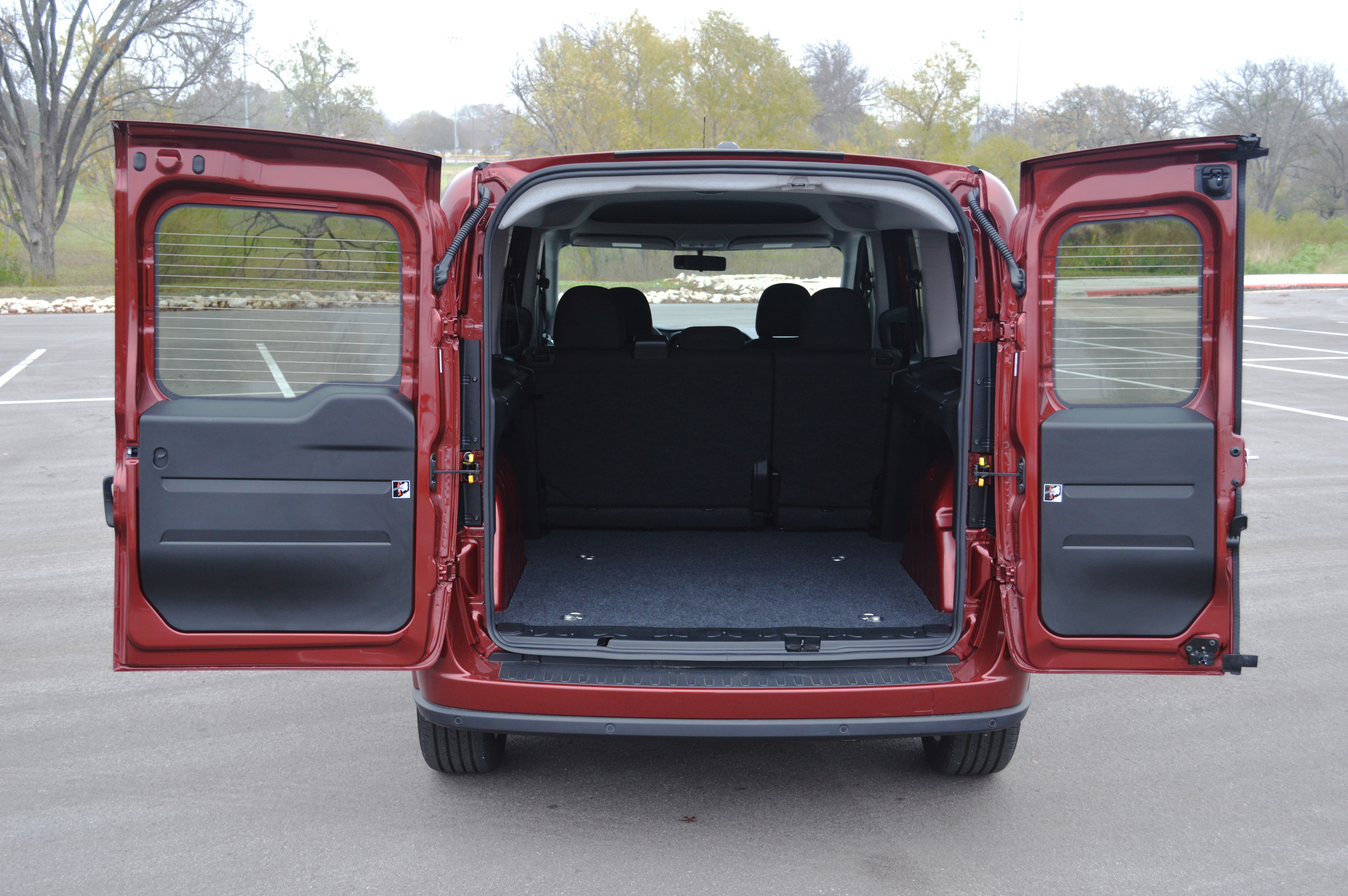 2015 Ram Promaster City Wagon Quick Spin Photo Gallery