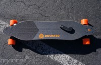 IRL: A closer look at Boosted Boards' Dual+ electric skateboard