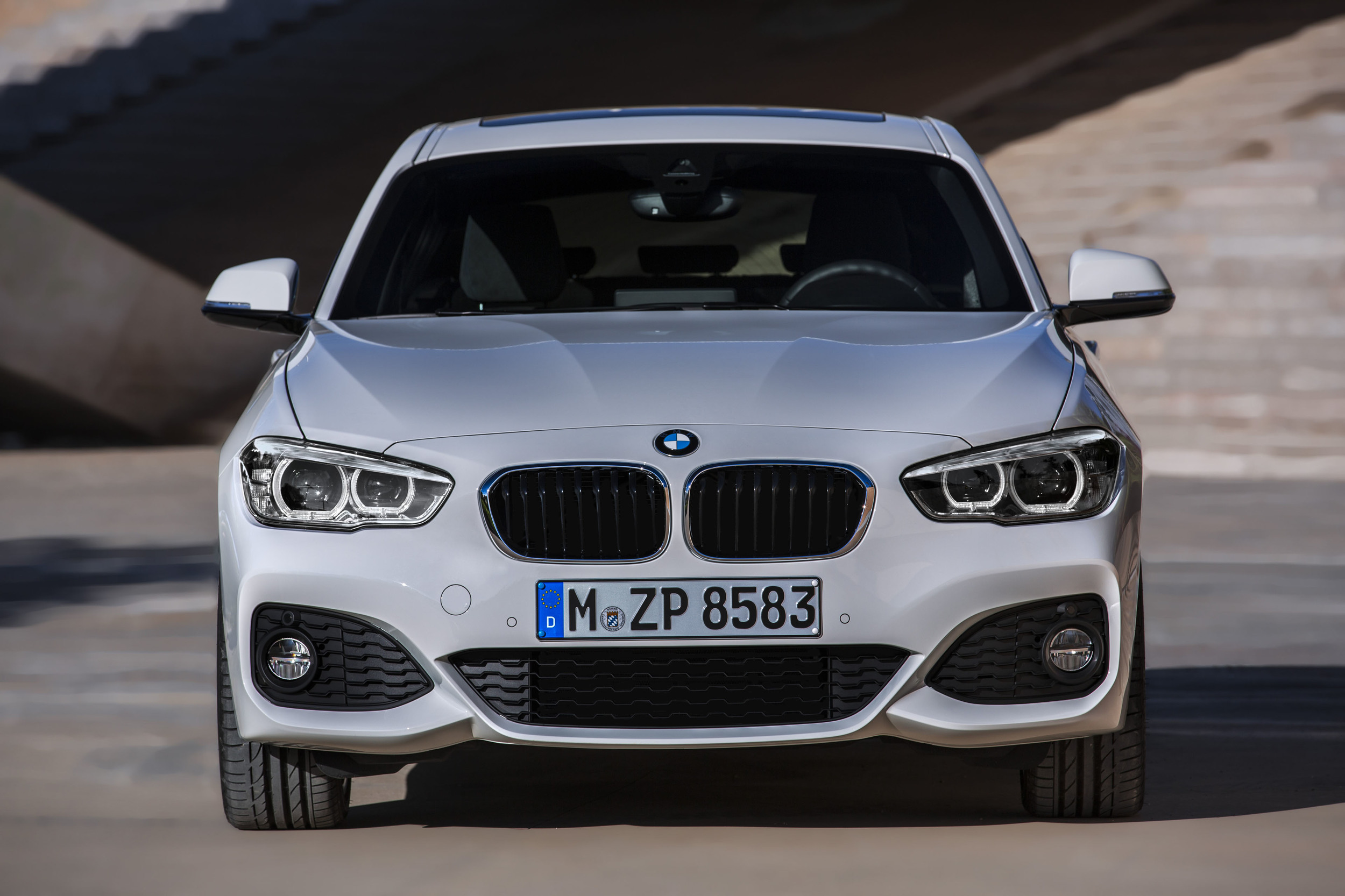 Bmw 3 Series 2015 Facelift 2015 BMW 1 Series facelift