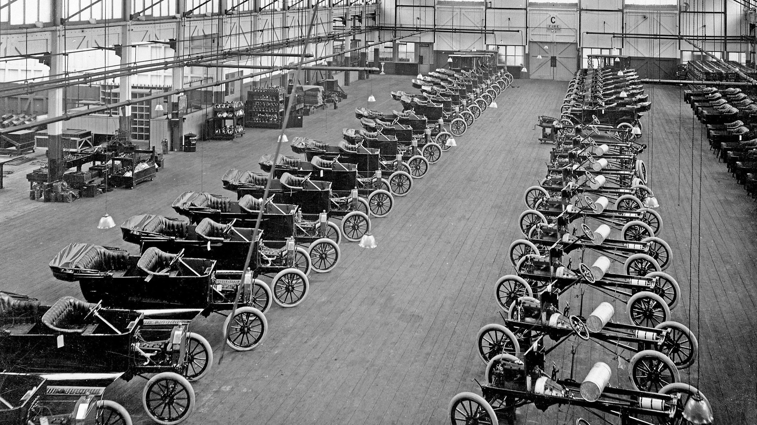 ford model t thesis statement Henry ford's ingenuity left a legacy far beyond the model t.