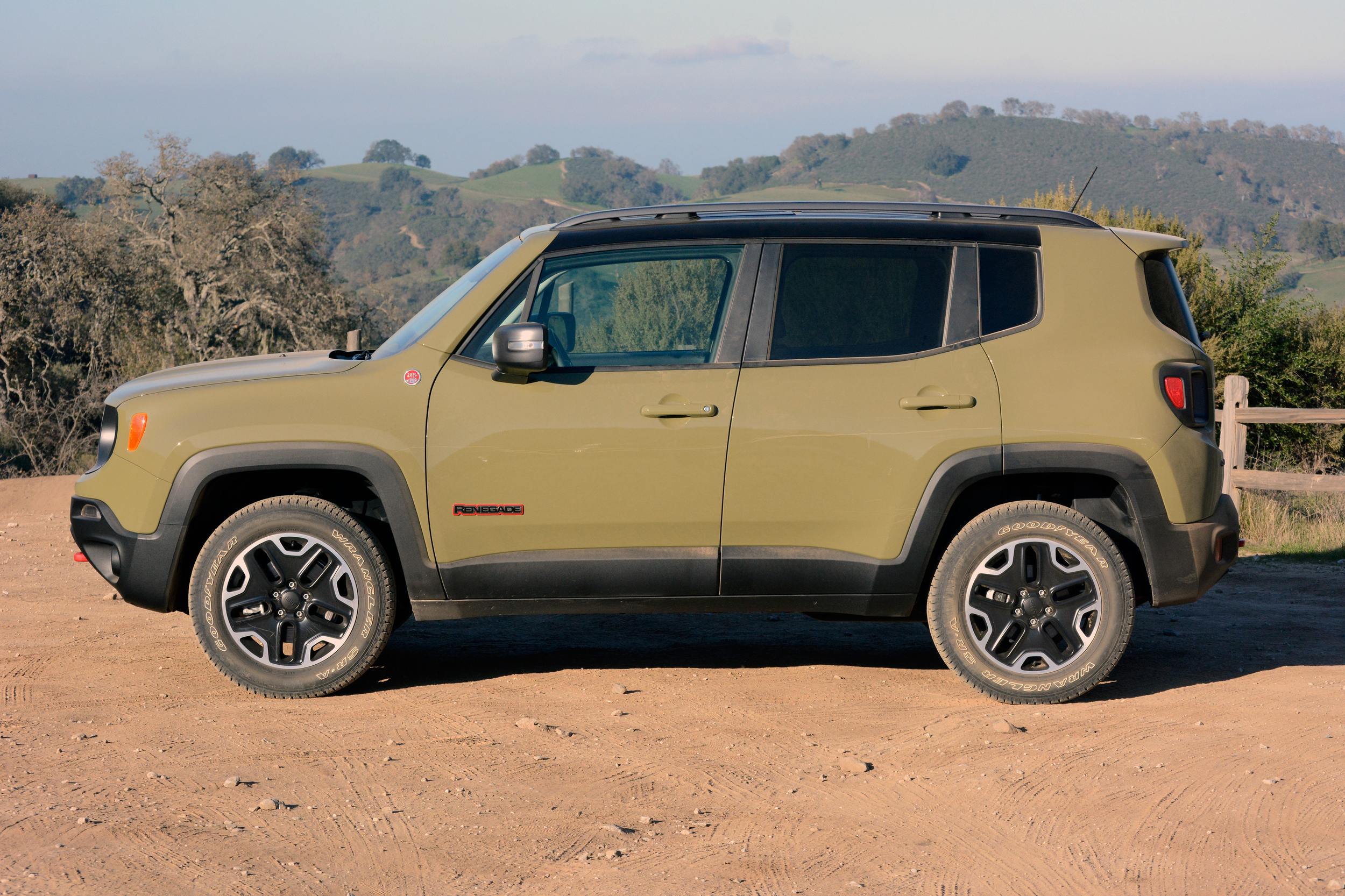Jeep Renegade 2015 Lifted