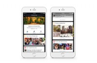 Facebook's new tips for Places puts it in competition with Foursquare