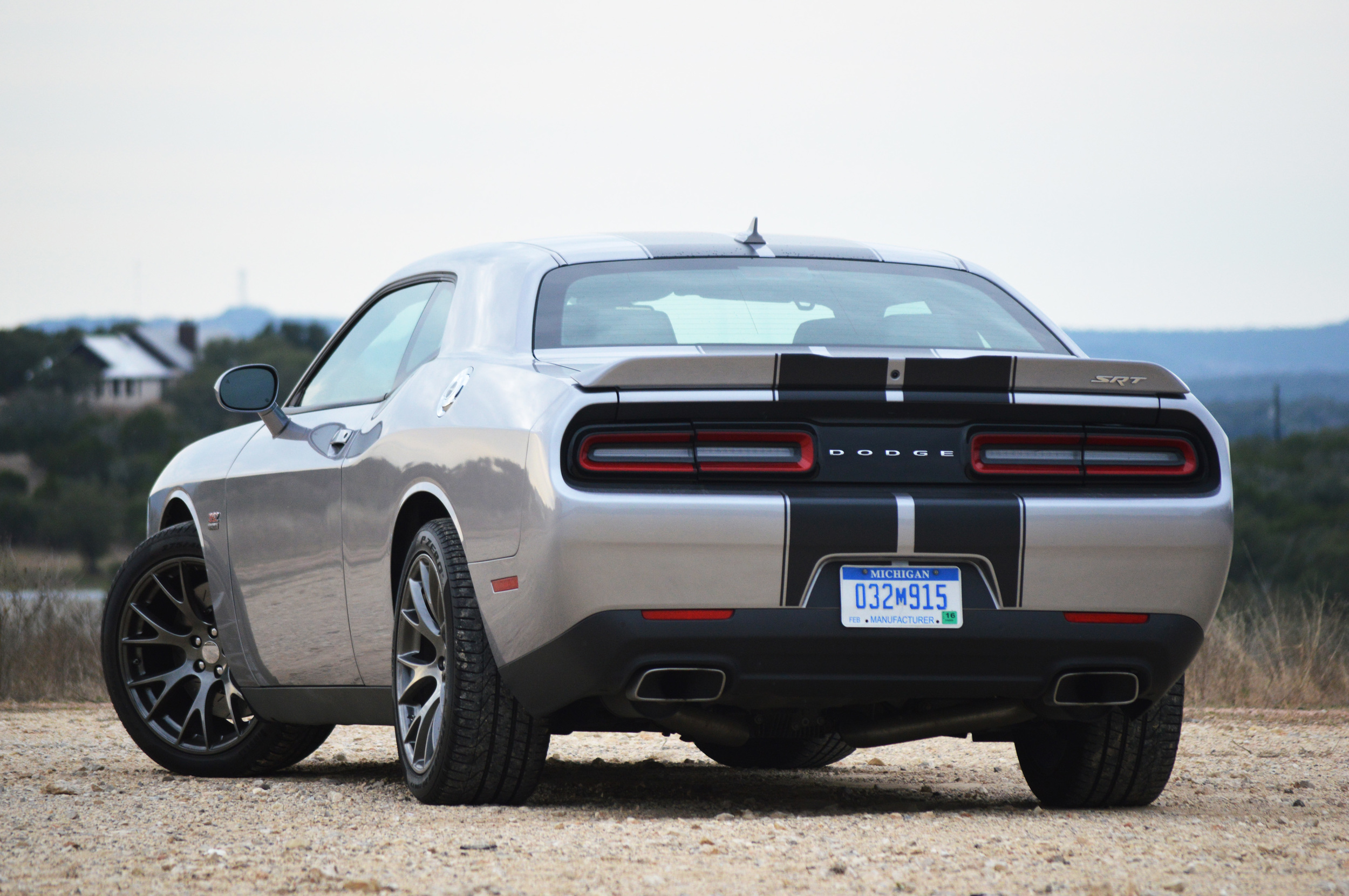 2015 Dodge Challenger SRT 392 Quick Spin Gallery
