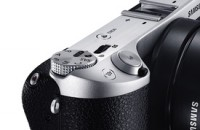 Samsung's NX500 camera gives last year's model a stylish, compact makeover