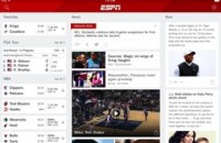 ESPN is getting a brand-wide makeover, starting with its iOS app