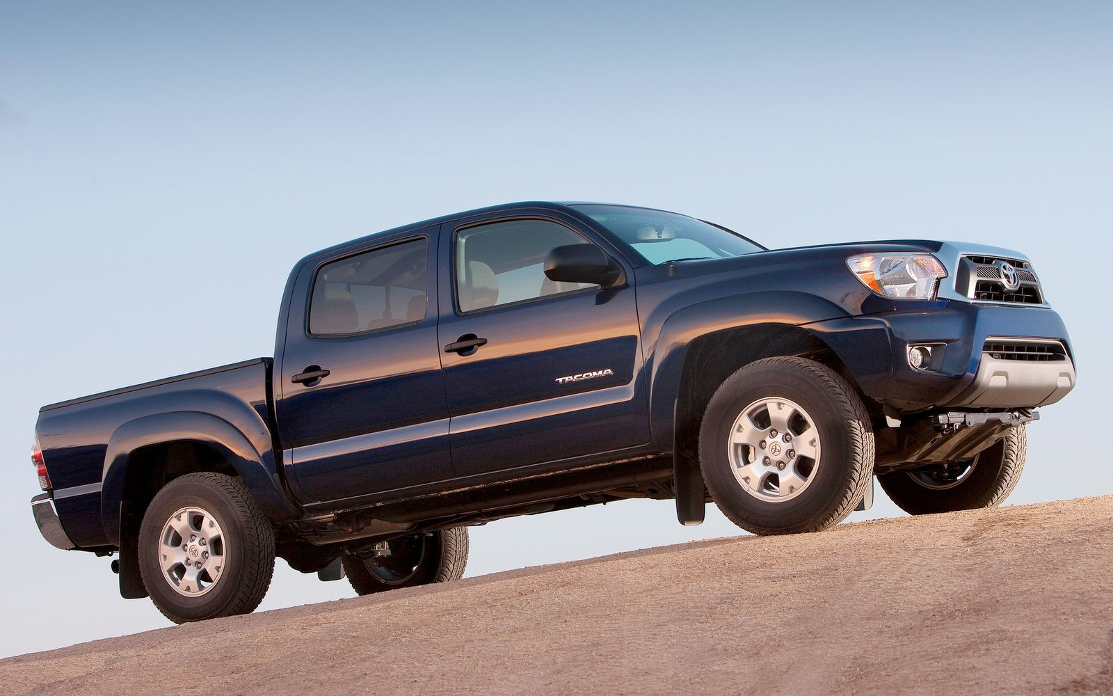 Depreciation of toyota autos post for Tacoma honda service