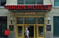 A night in Richard Branson's state-of-the-art Virgin Hotel