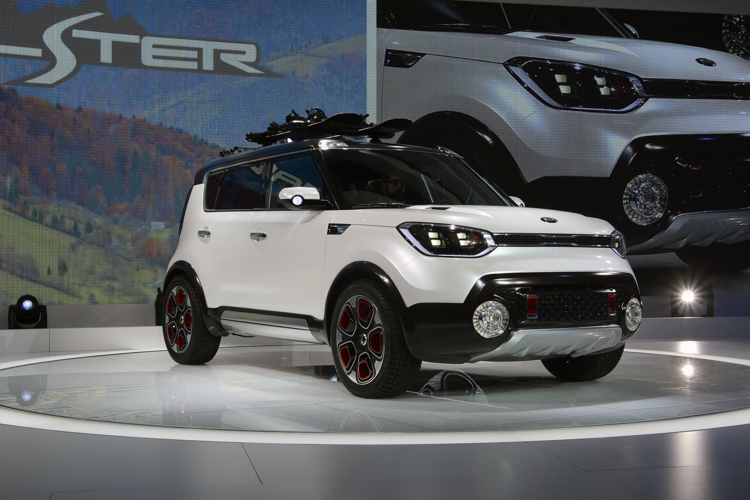 Kia Soul Trailster Concept Chicago Photo Gallery Autoblog