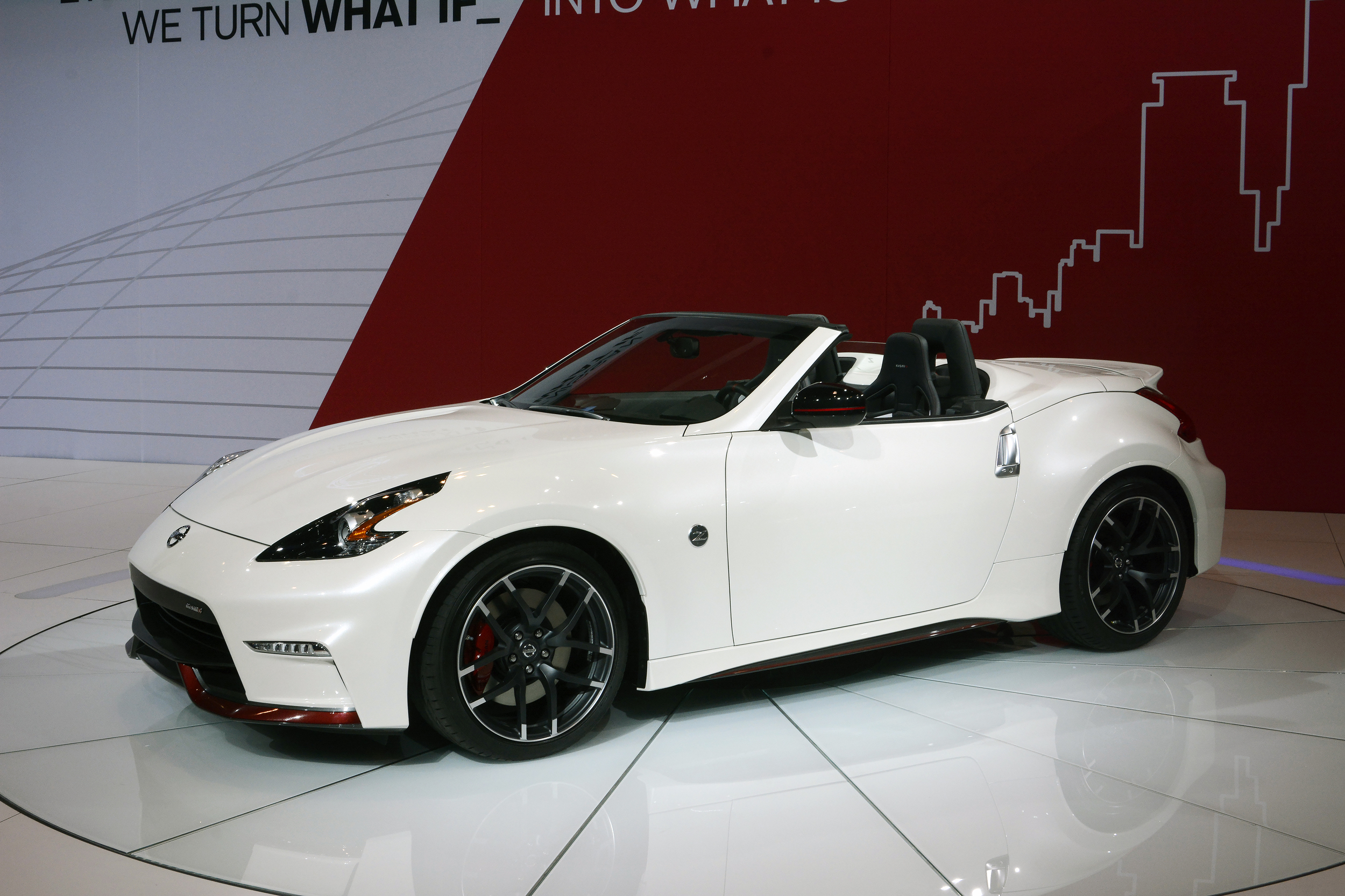 new nissan z 2018. unique 2018 nissan 370z nismo roadster concept chicago 2015 intended new nissan z 2018