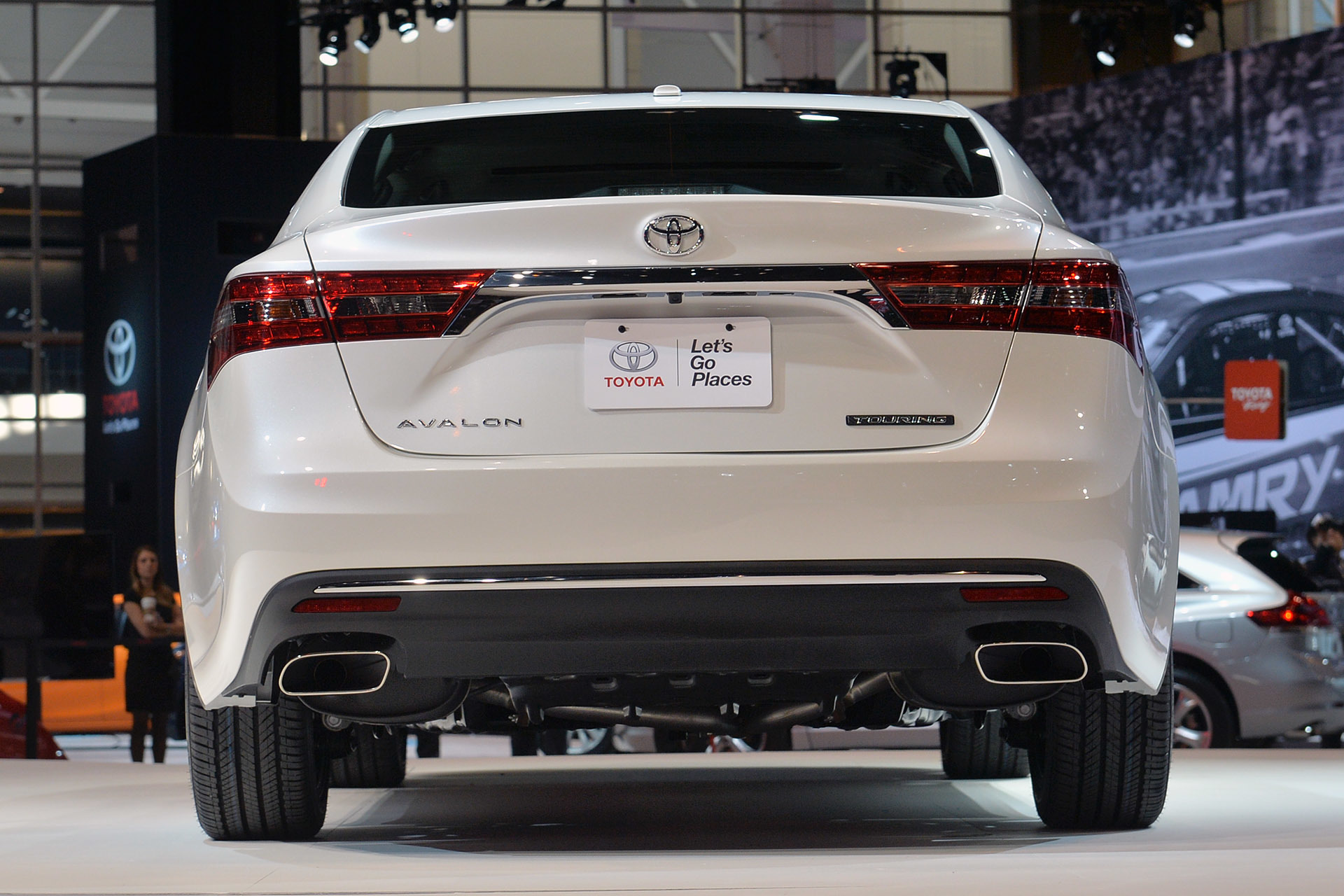 auto show launch chicago h at news updated avalon toyota