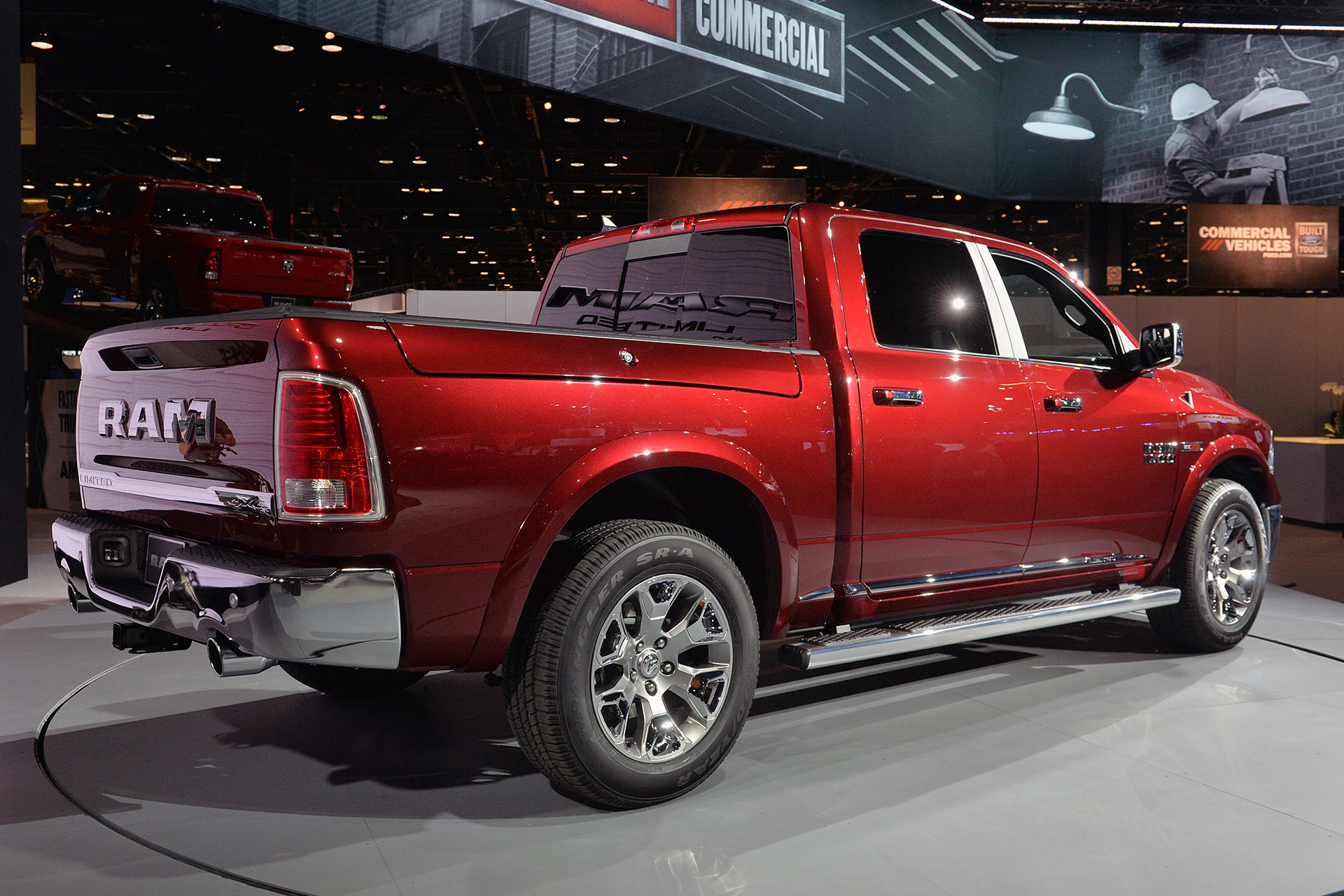 2016 ram laramie limited chicago 2015 photo gallery. Black Bedroom Furniture Sets. Home Design Ideas