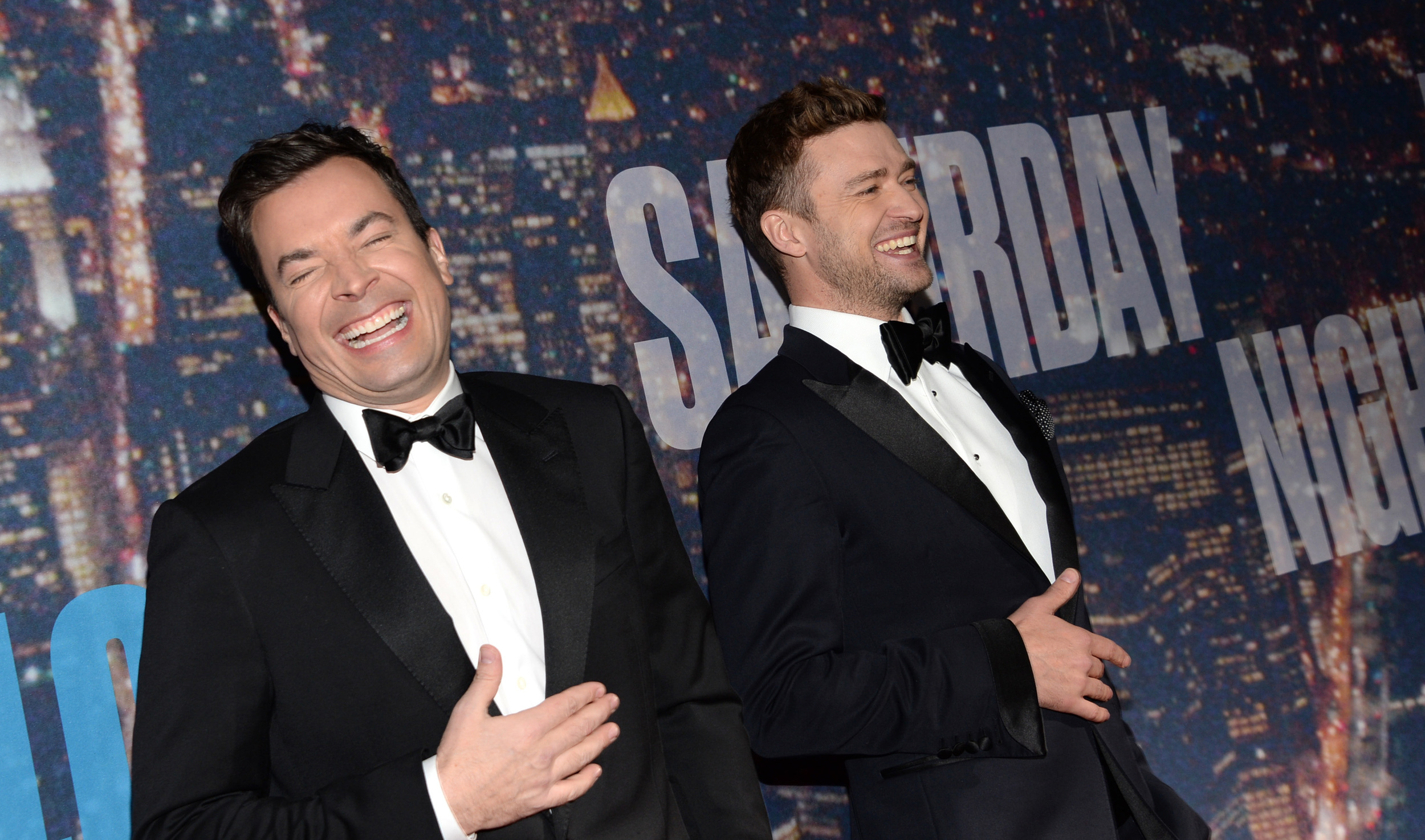 Alan Cumming - Photos - Stars arrive for SNL's 40th ...