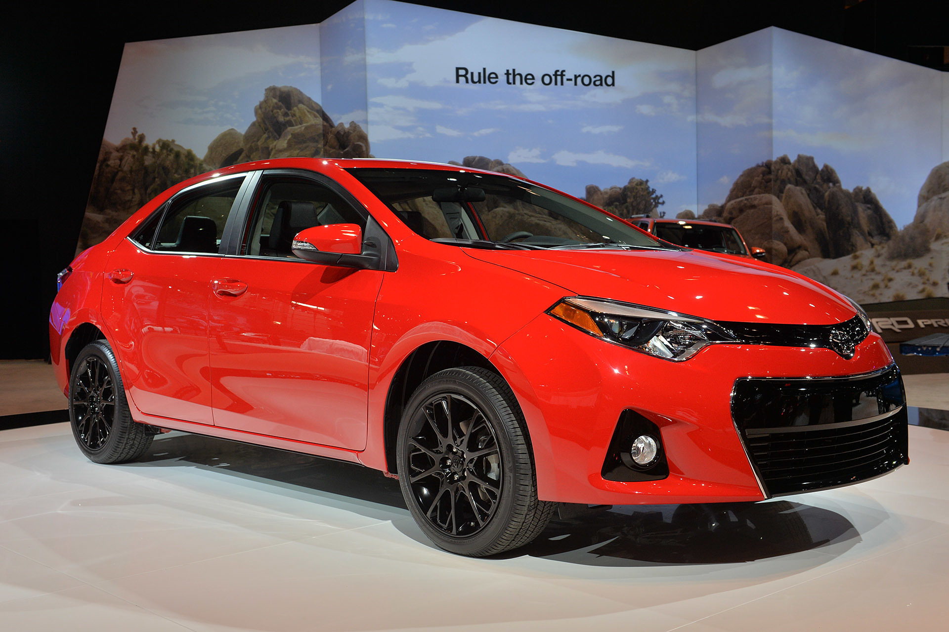 2016 toyota corolla special edition chicago 2015 0. Black Bedroom Furniture Sets. Home Design Ideas