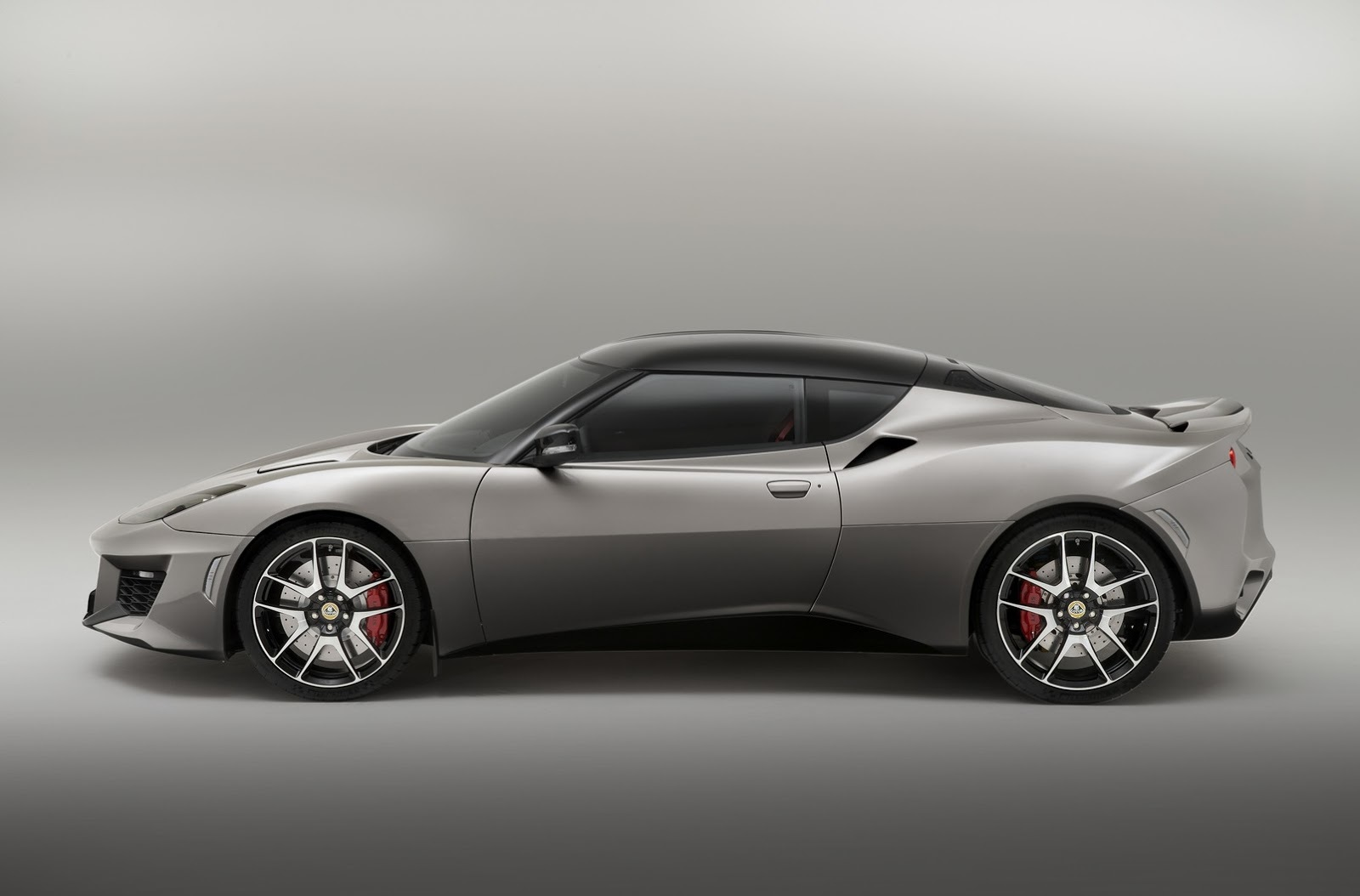 Lotus Evora Facelift (2015) 10