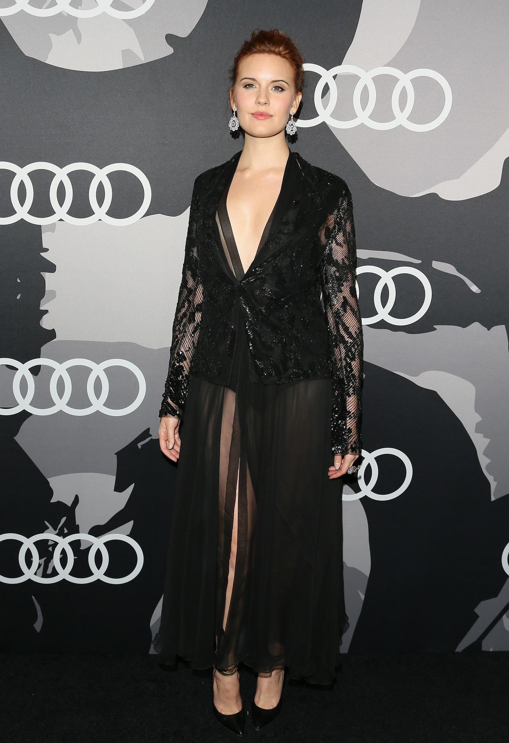 Audi Golden Globe Week Celebration - Arrivals