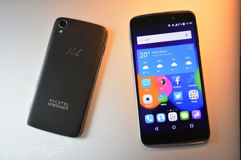 Alcatel one touch Tab 7HD User Manual