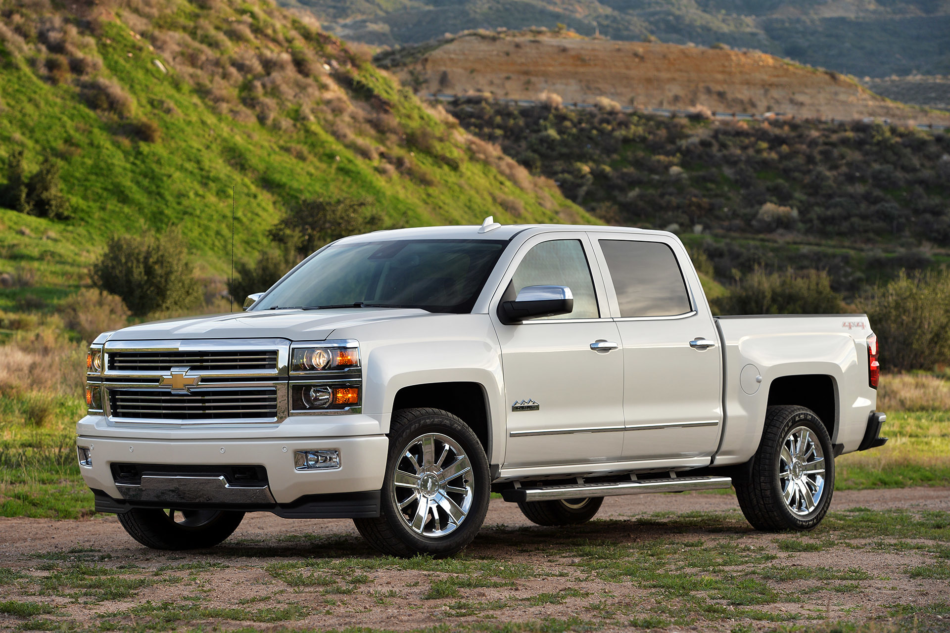 2015 chevrolet silverado high country car interior design. Black Bedroom Furniture Sets. Home Design Ideas