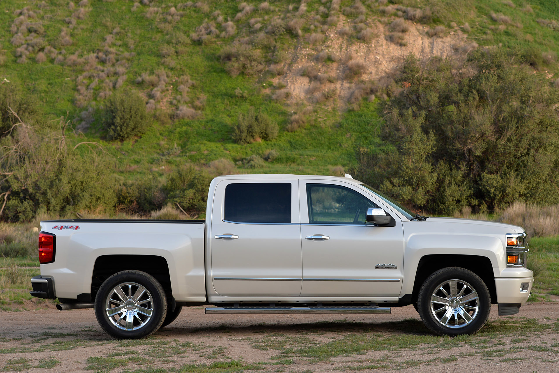 2015 High Country 1500 Road Test
