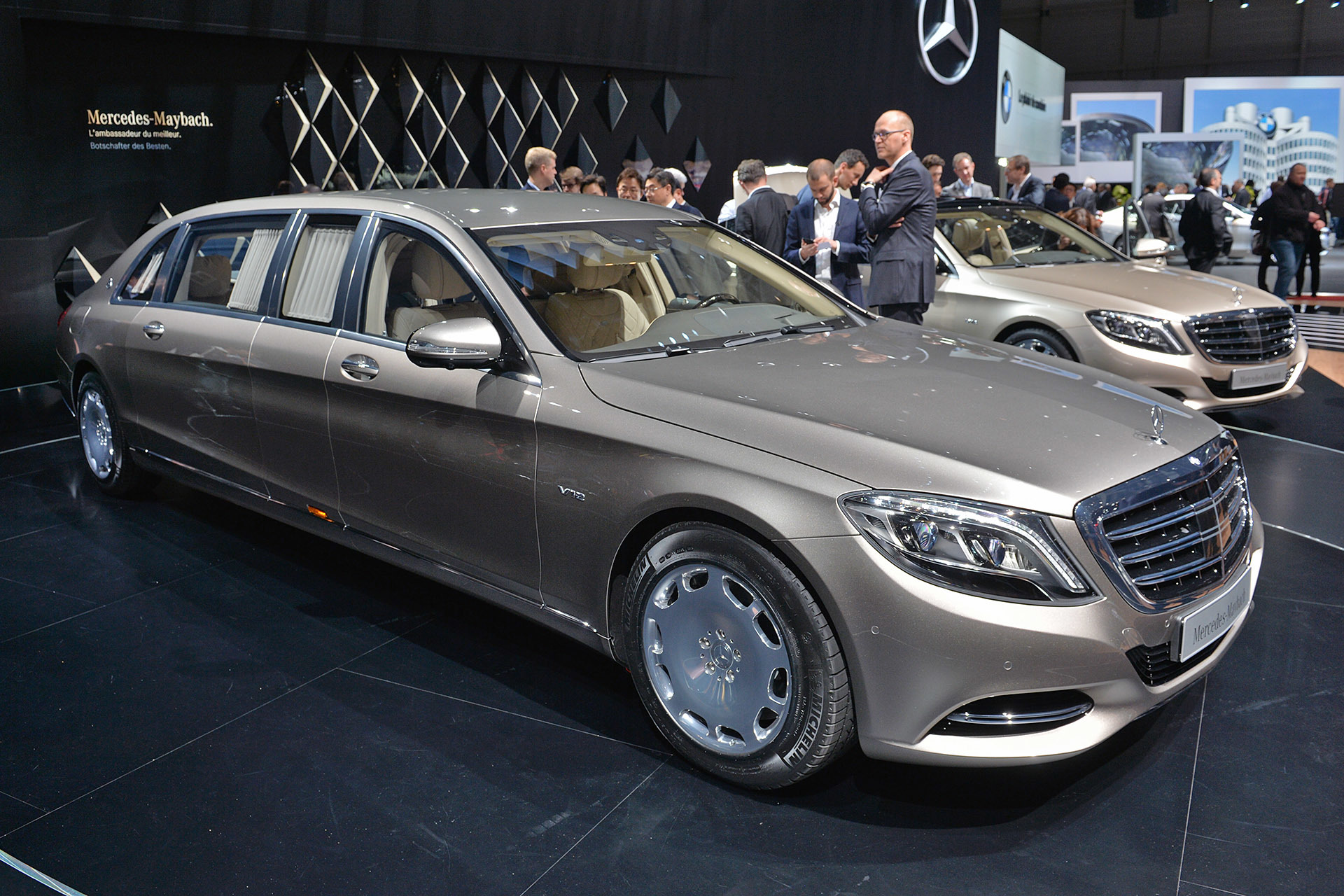 2016 mercedes benz s600 pullman maybach xxi century cars for Mercedes benz pullman