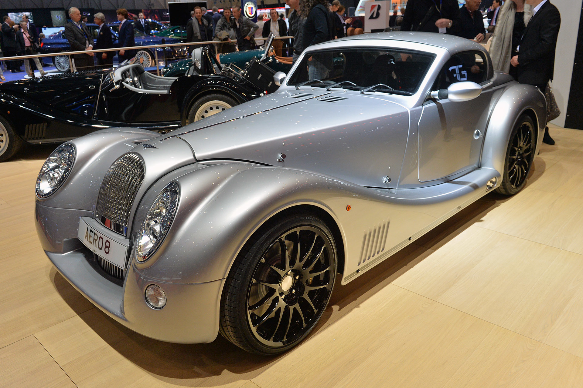 2015 morgan aero 8 geneva 2015 photo gallery autoblog. Black Bedroom Furniture Sets. Home Design Ideas