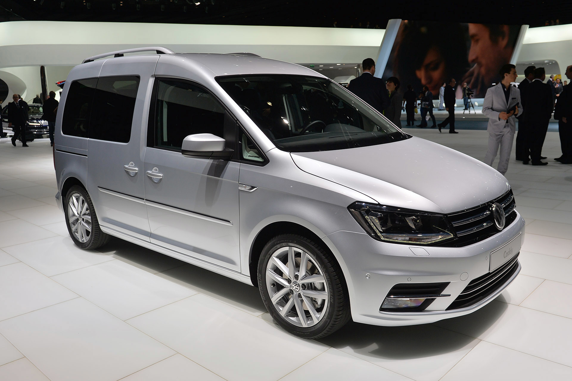 2015 volkswagen caddy geneva 2015 photo gallery autoblog. Black Bedroom Furniture Sets. Home Design Ideas