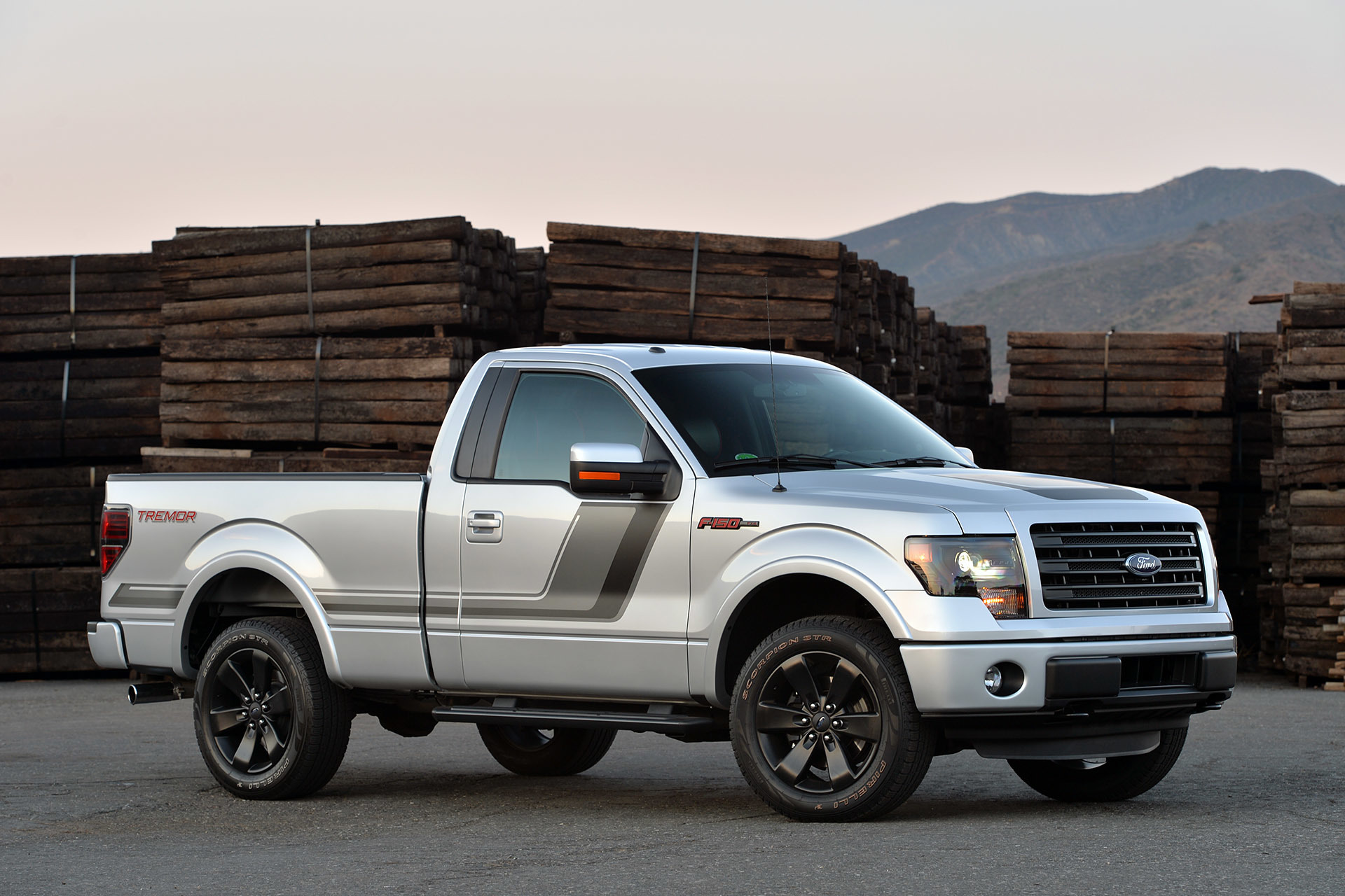 2015 Ford F 150 Tremor Gallery Autoblog