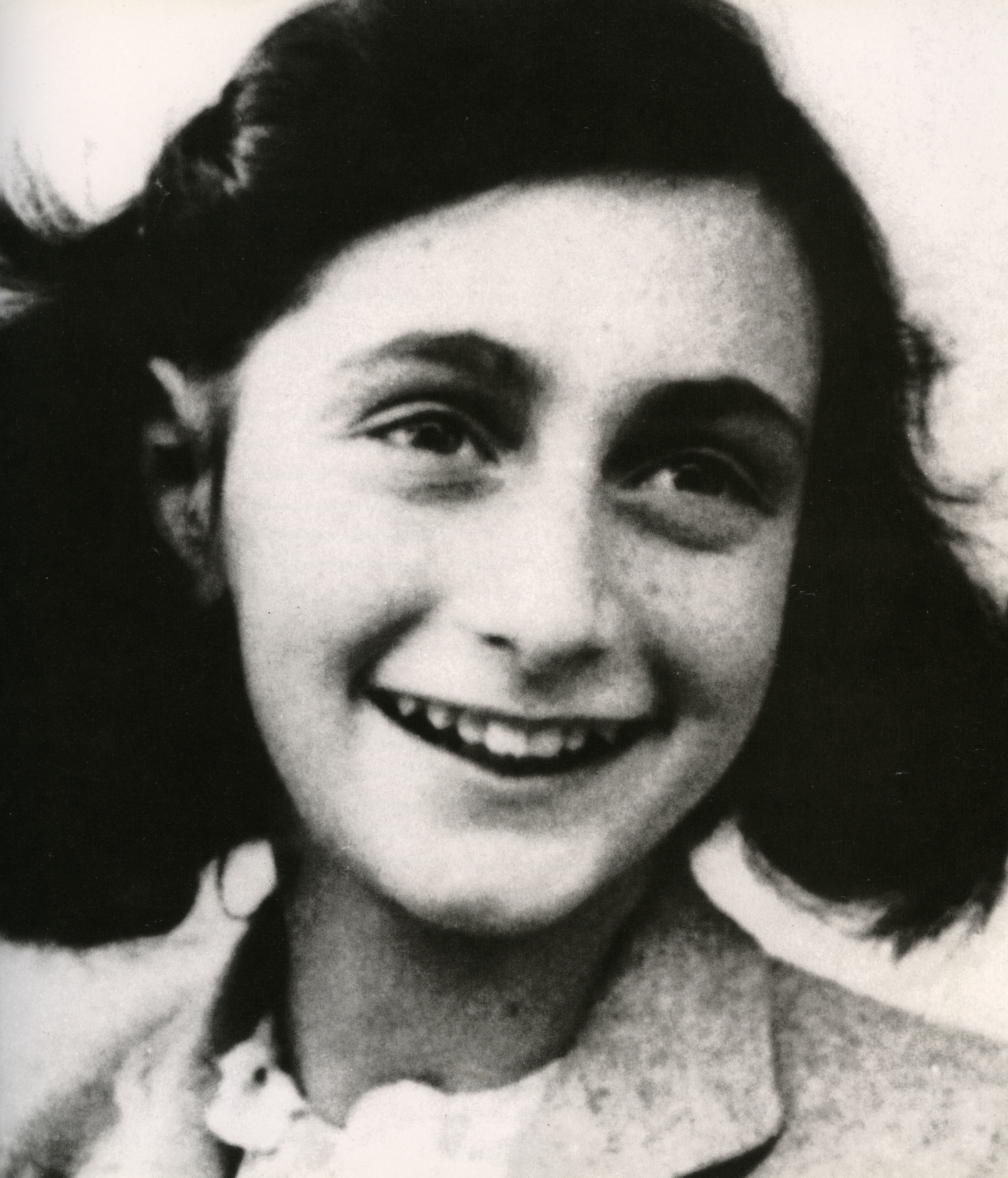 "a biography of anne frank a holocaust victim Anne frank likely would have been a ""belieber"" she was 15 she liked movie stars and cute boys she would have loved to go to a crowded stadium and dance and sing to justin bieber's music."