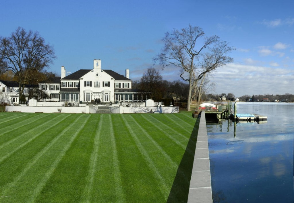 Donald trump s former mansion hits market for 54 million