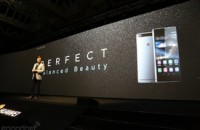 Huawei's flagship P8 smartphone is all about the camera