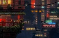 The beautiful cyberpunk game that turned two brothers into developers