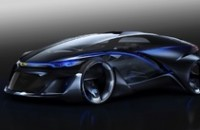 The Big Picture: Chevy's self-driving concept car is straight out of sci-fi