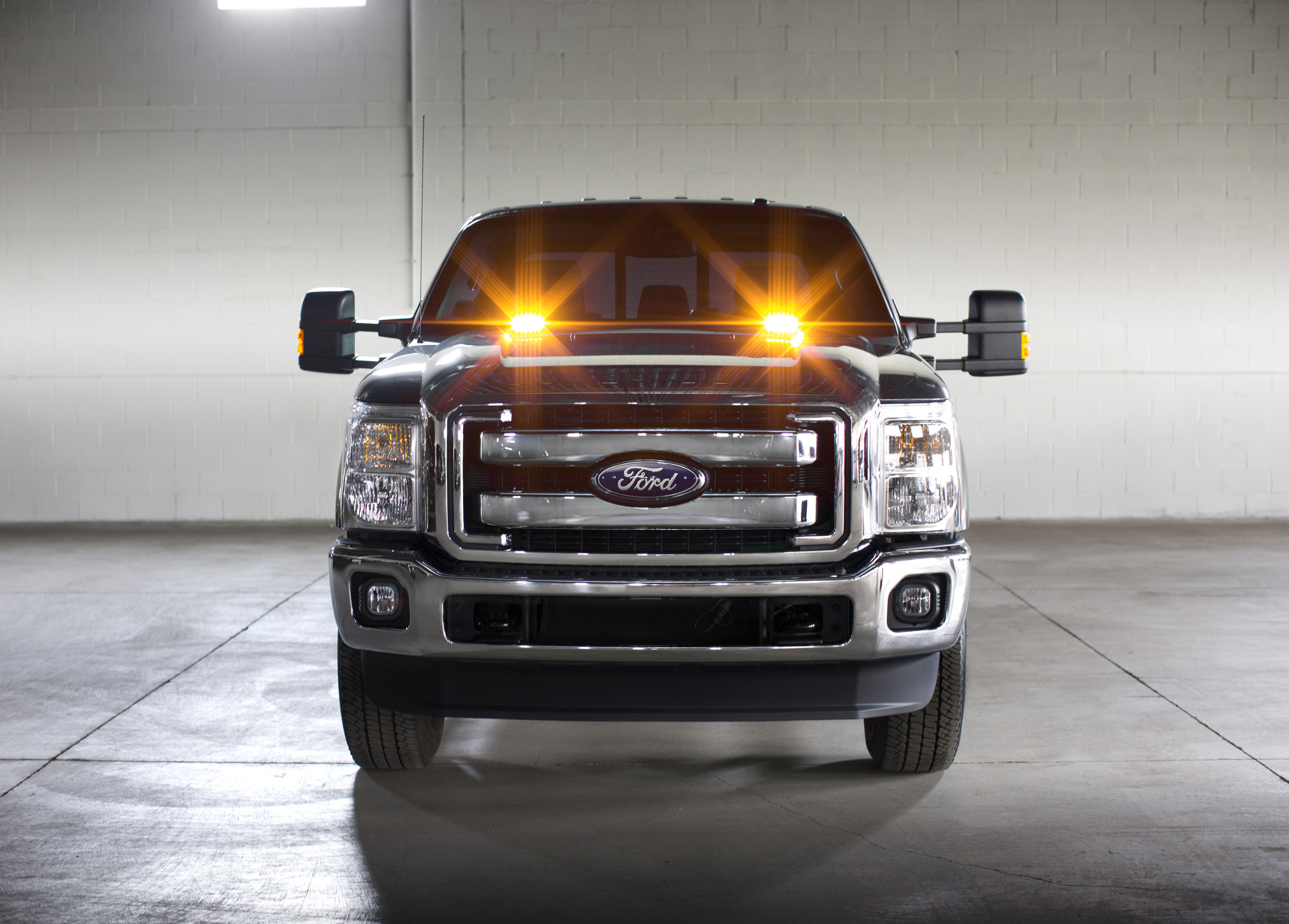 ford f series super duty first drive autoblog ford f series super duty led strobe lights