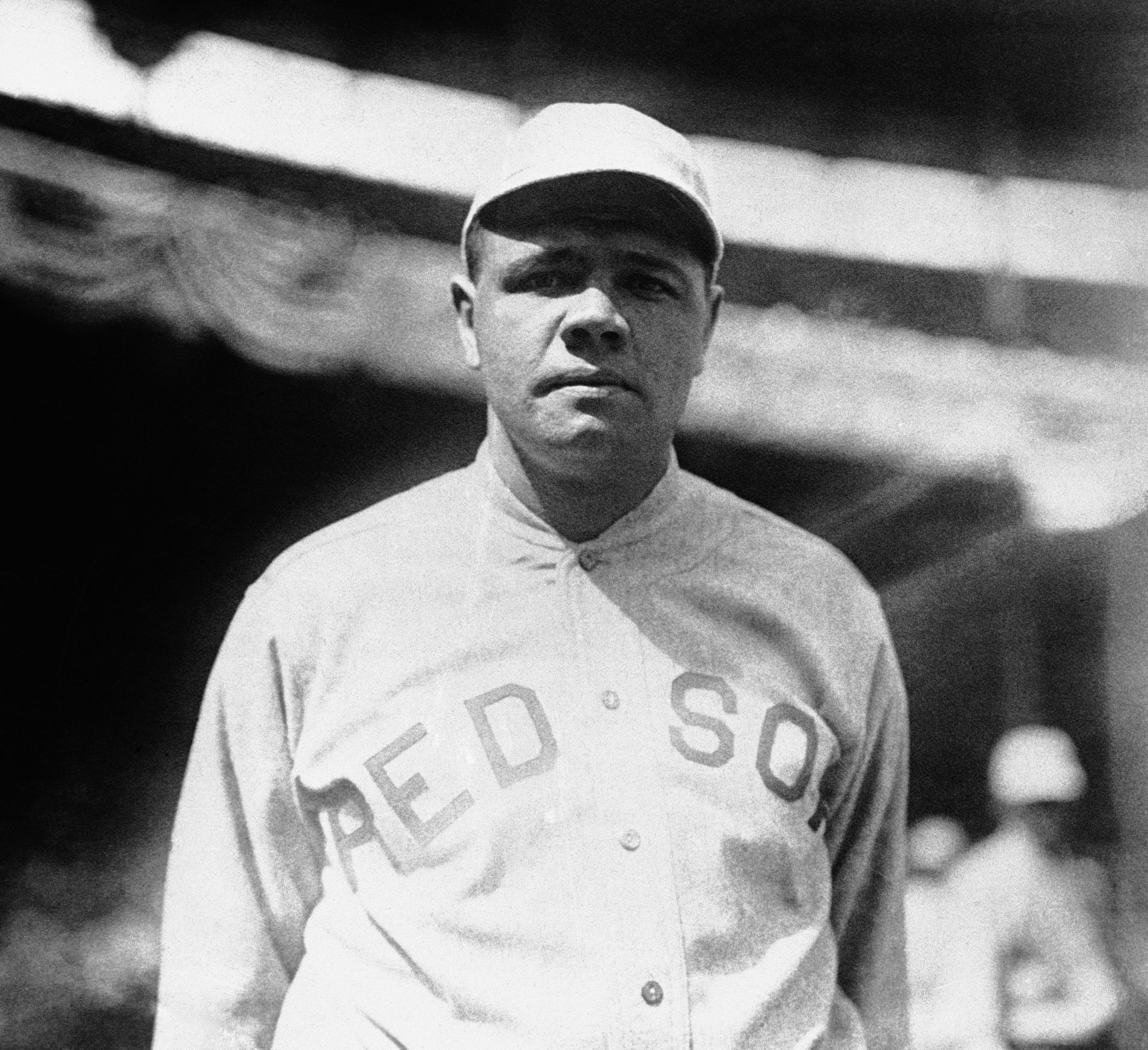 On this day in history: Babe Ruth hits first of 714 home ... Babe Ruth