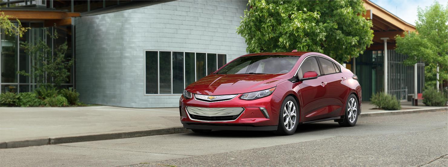 2016 Chevy Volt wins Green Car of the Year  Autoblog