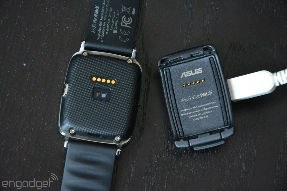 ASUS VivoWatch review