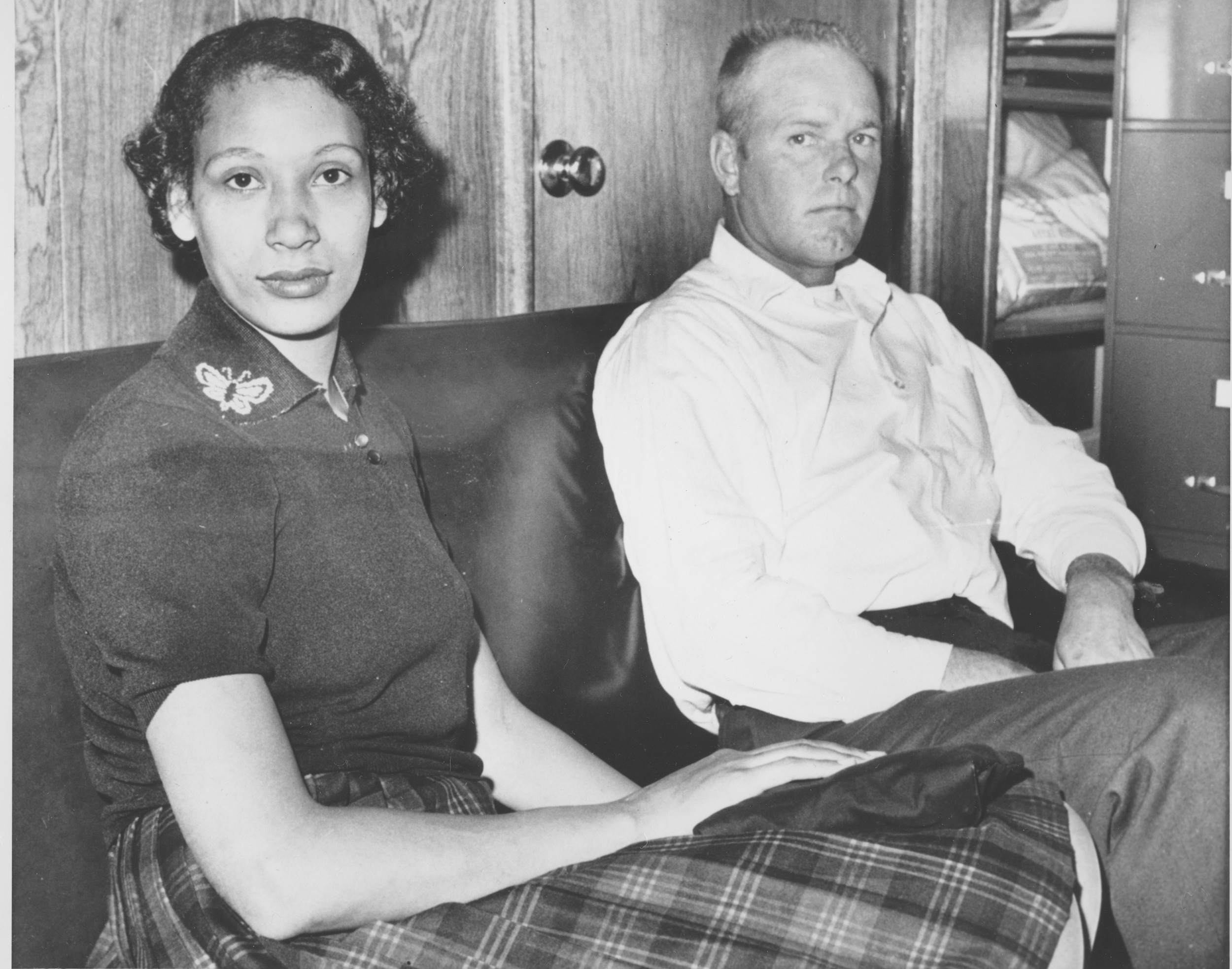 The law and interracial marriages