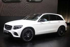 2016 Mercedes-Benz GLC live from Germany - Autoblog