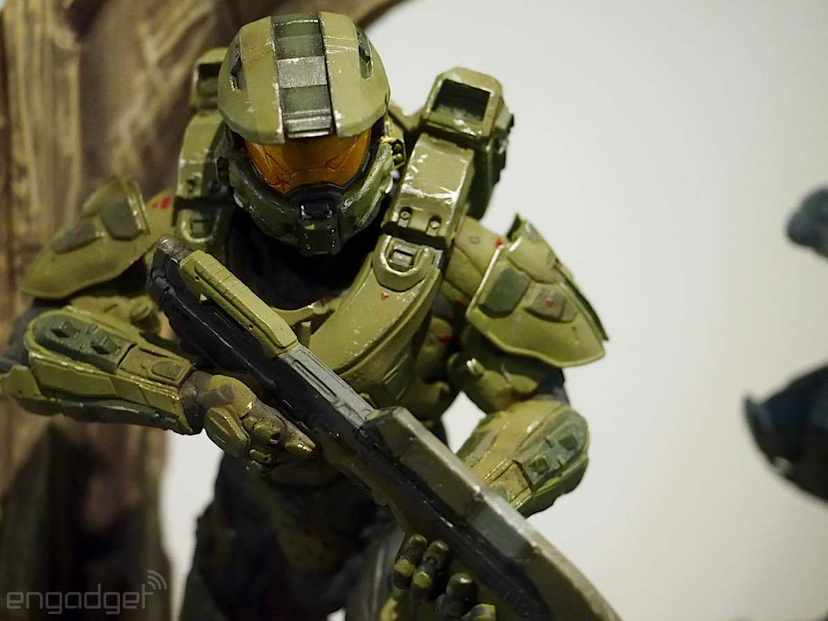 Halo 5 guardians collector s edition statue