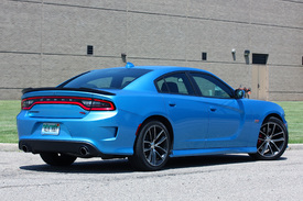 Unique 2015 Dodge Charger RT Scat Pack Quick Spin  Autoblog