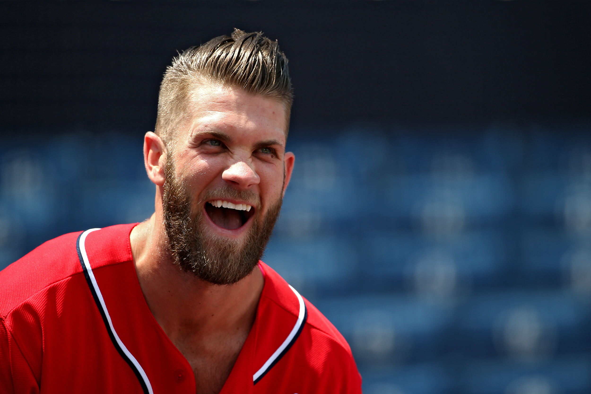 atlanta-braves-v-washington-nationals-1 jpgBryce Harper Body Change
