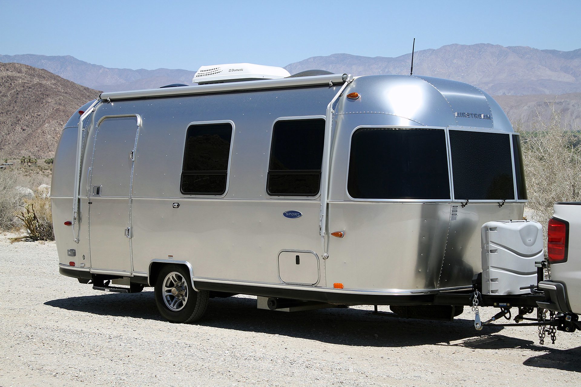 Airstream Bambi Sport 22 Travel Trailer Review Photo Gallery