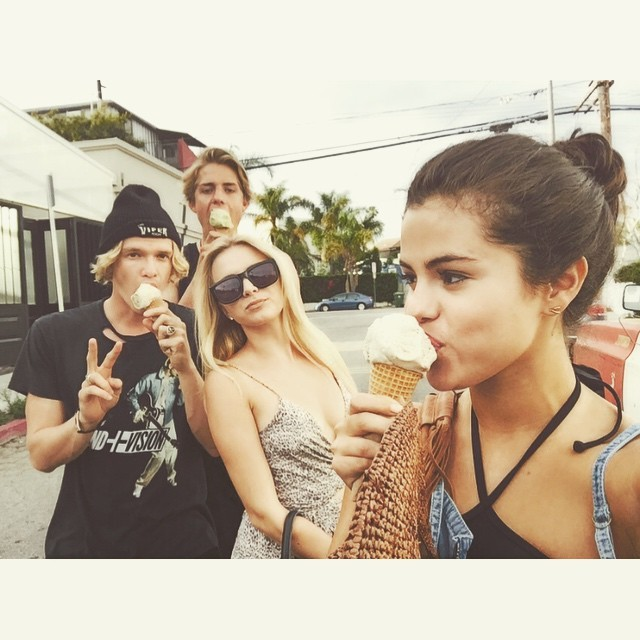 Our Fave Selena Gomez Instagrams