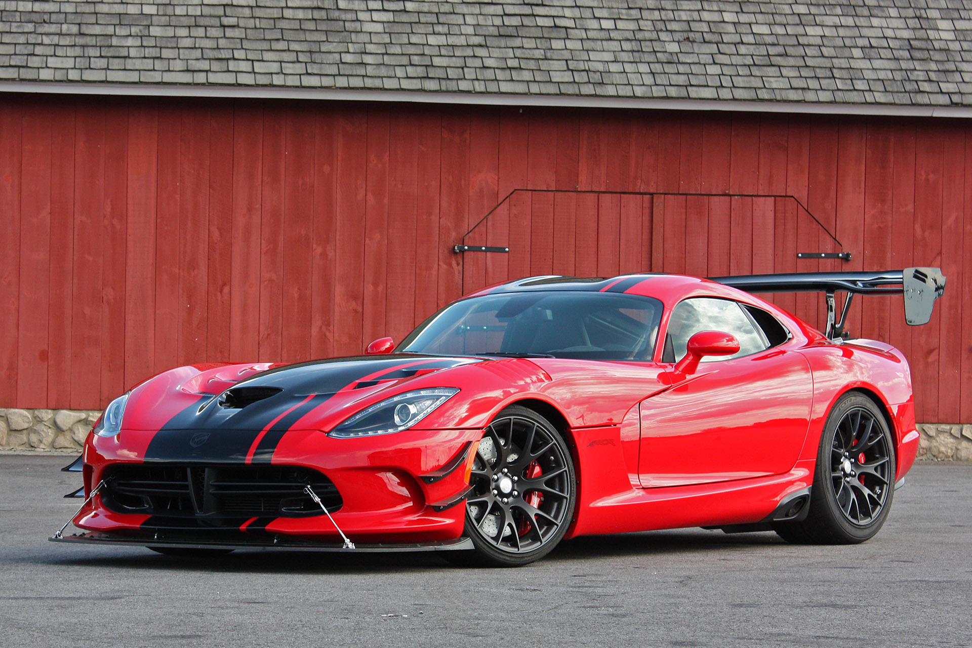 Awesome 2016 Dodge Viper ACR