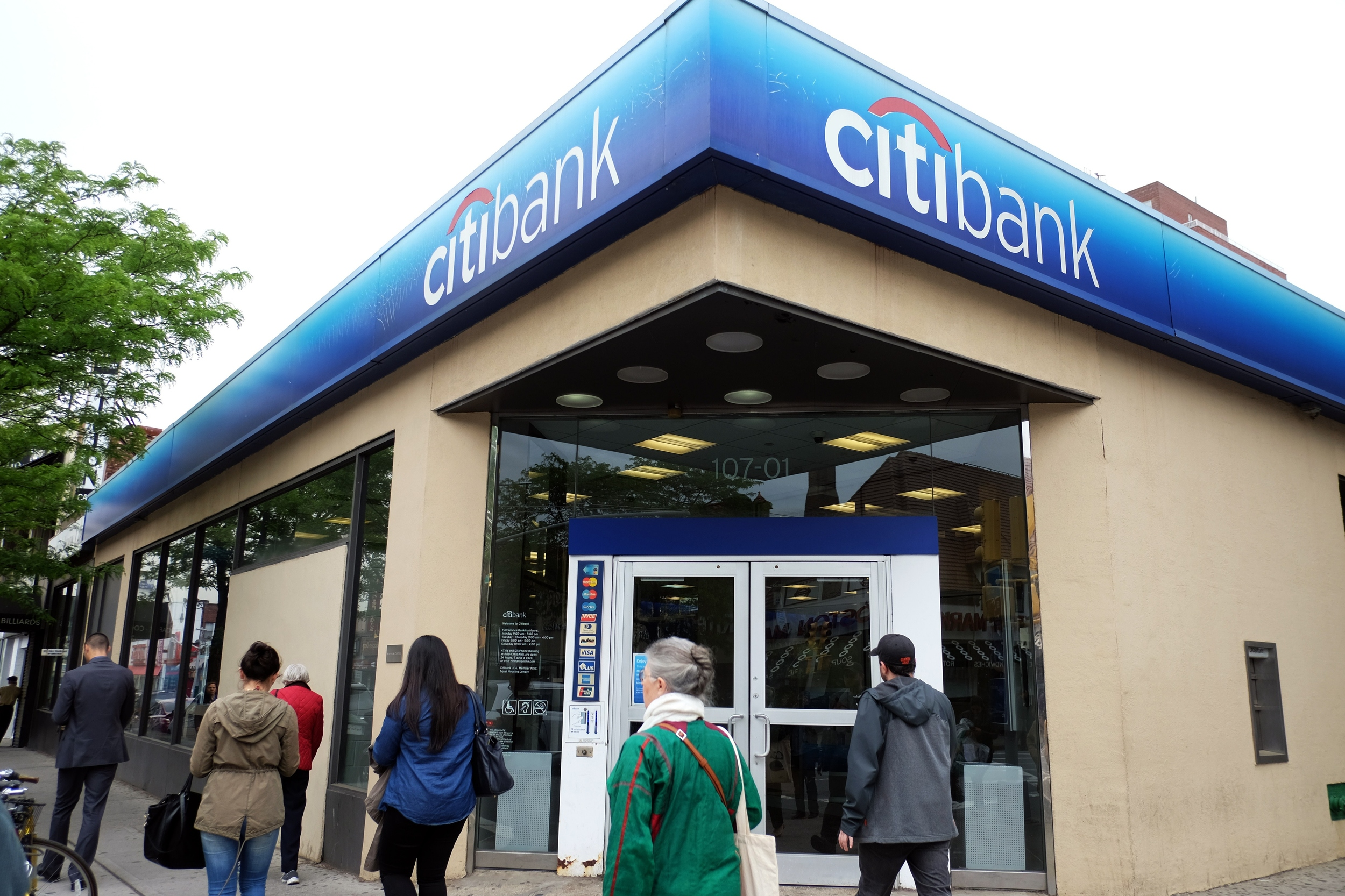 Citibank forex account