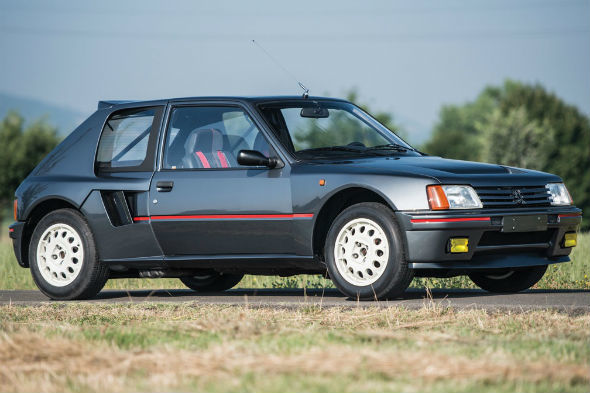 peugeot 205 t16 up for sale aol cars uk. Black Bedroom Furniture Sets. Home Design Ideas