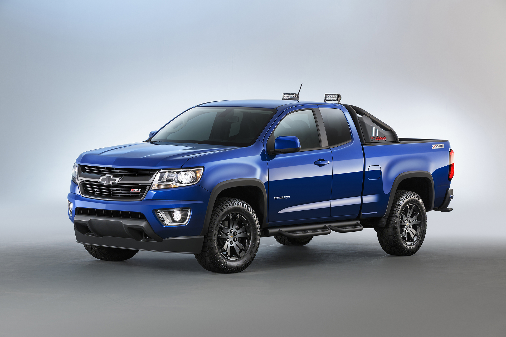 2016 Chevrolet Colorado Z71 Trail Boss Gallery Autoblog