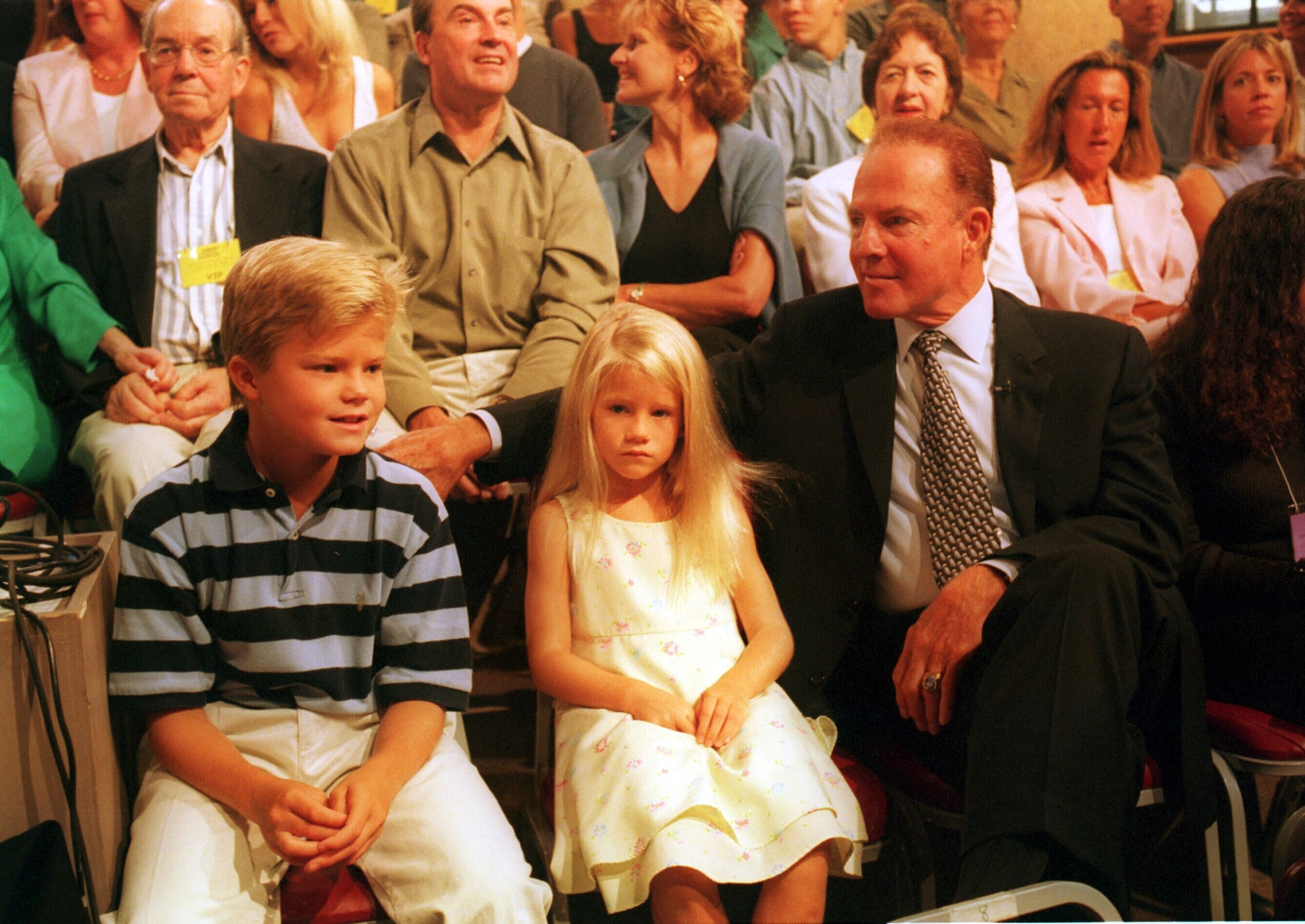 Frank gifford 39 s daughter cassidy share moving tribute to for Frank and kathie lee gifford wedding