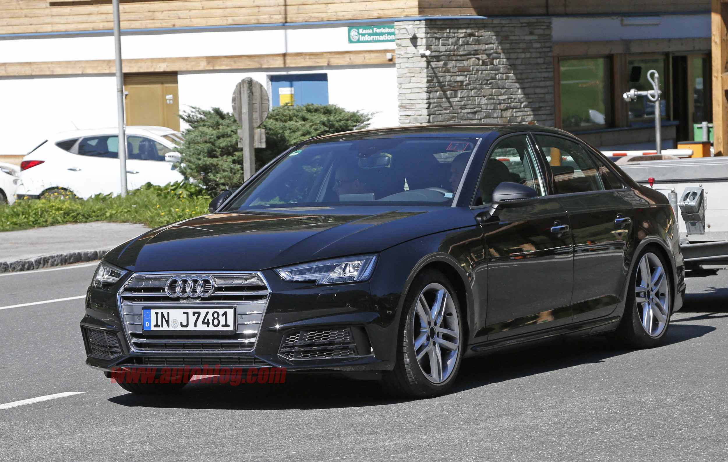 Poll: Audi A8 Spied in the Alps - What Does it Need to
